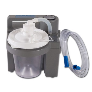 DeVilbiss Homecare Suction Pump - Collection Bottle Tubing Kit (Only)