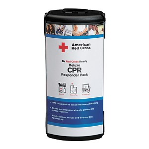 American Red Cross - Deluxe CPR Resopnder Pack