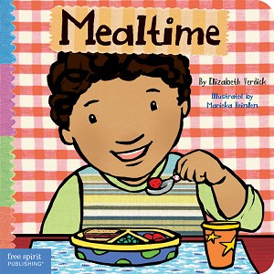 Toddler Tools Board Book Series - Mealtime