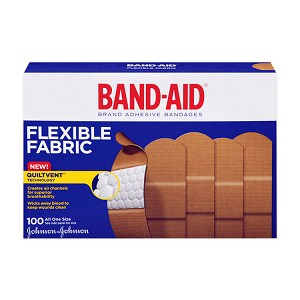 J & J Flexible Fabric Strips - 1