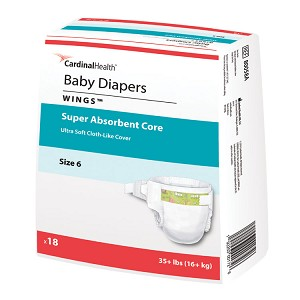Curity Diapers - Size 3, 16-28 lbs (28-ct)