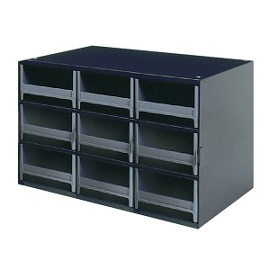 Modular Cabinet (Wall Mountable) - 9 Drawers WITHOUT Door