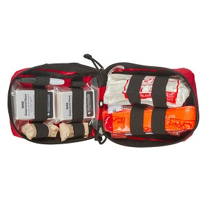 Public Access Individual Bleeding Control Kit - Basic with Nylon Bag