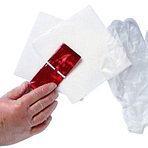 Kwik-Bleach Clean Up Kit (Latex Gloves)