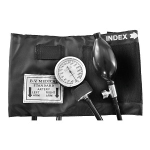 Classic Aneroid Latex-Free Sphygmomanometer - Child