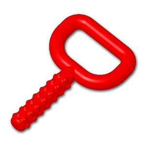 Super Chew (Red-Knobby)