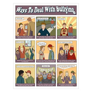 Ways To Deal With Bullying