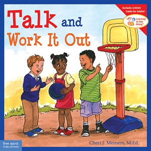 Learning To Get Along Book Series - Talk and Work It Out