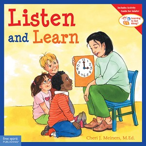 Learning To Get Along Book Series - Listen and Learn