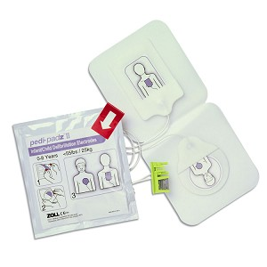 Zoll AED Plus - Pediatric Padz (Only)