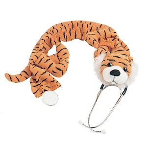 Stethoscope Cover Kit - Tiger
